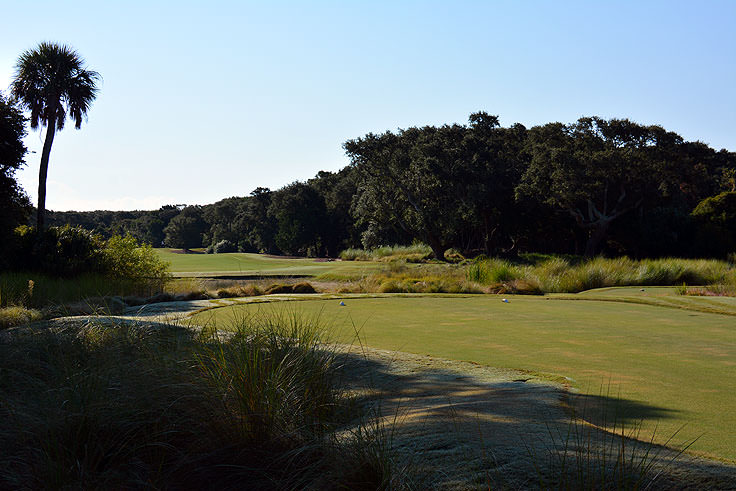 Bald Head Country Club golf course