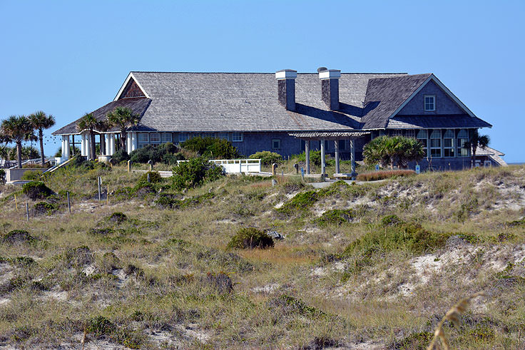 The Club at Shoal's Watch, Bald Head Island NC
