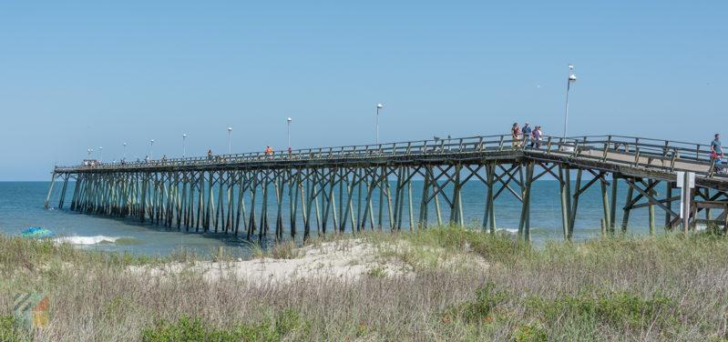 Kure Beach Pier Wilmington Nc