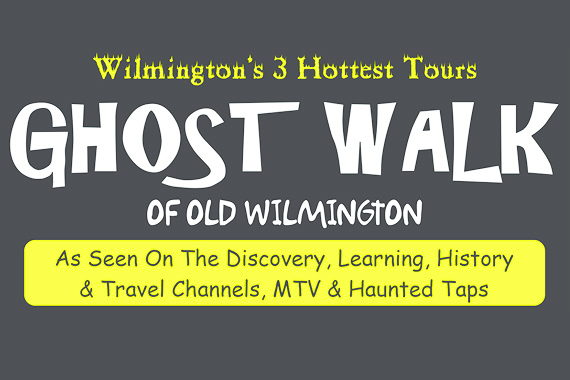 $1 OFF Ghost Walk