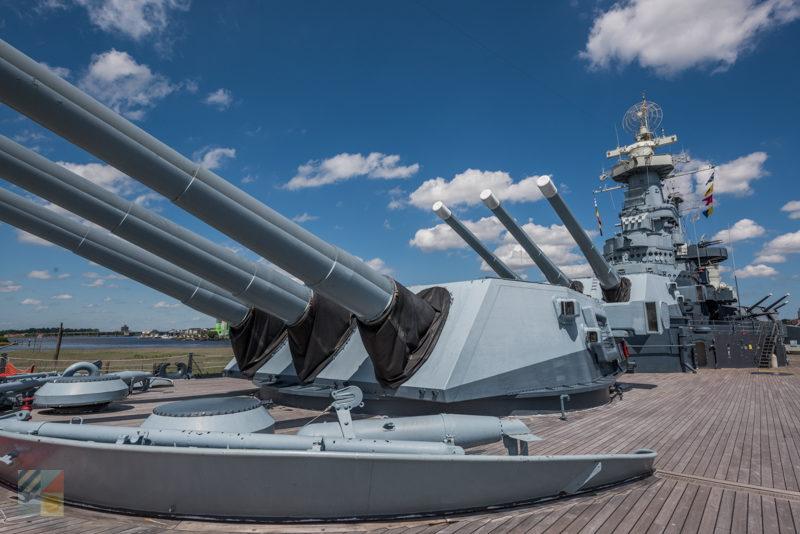 Battleship Uss North Carolina Wilmington Nc Com
