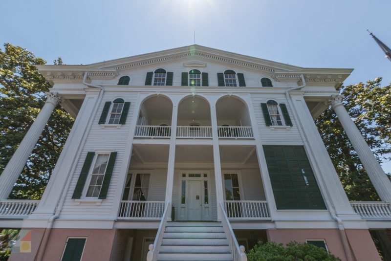 Bellamy Mansion in Wilmington NC
