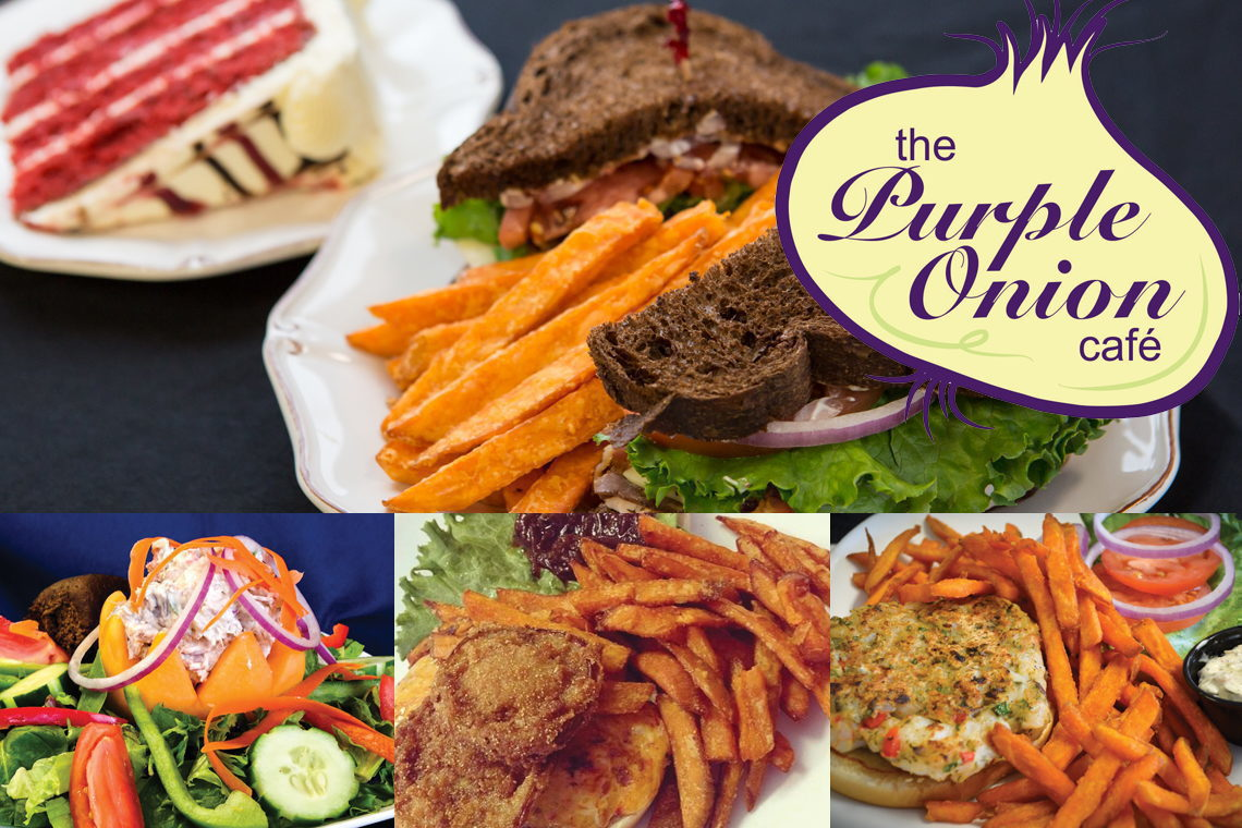 The Purple Onion Cafe