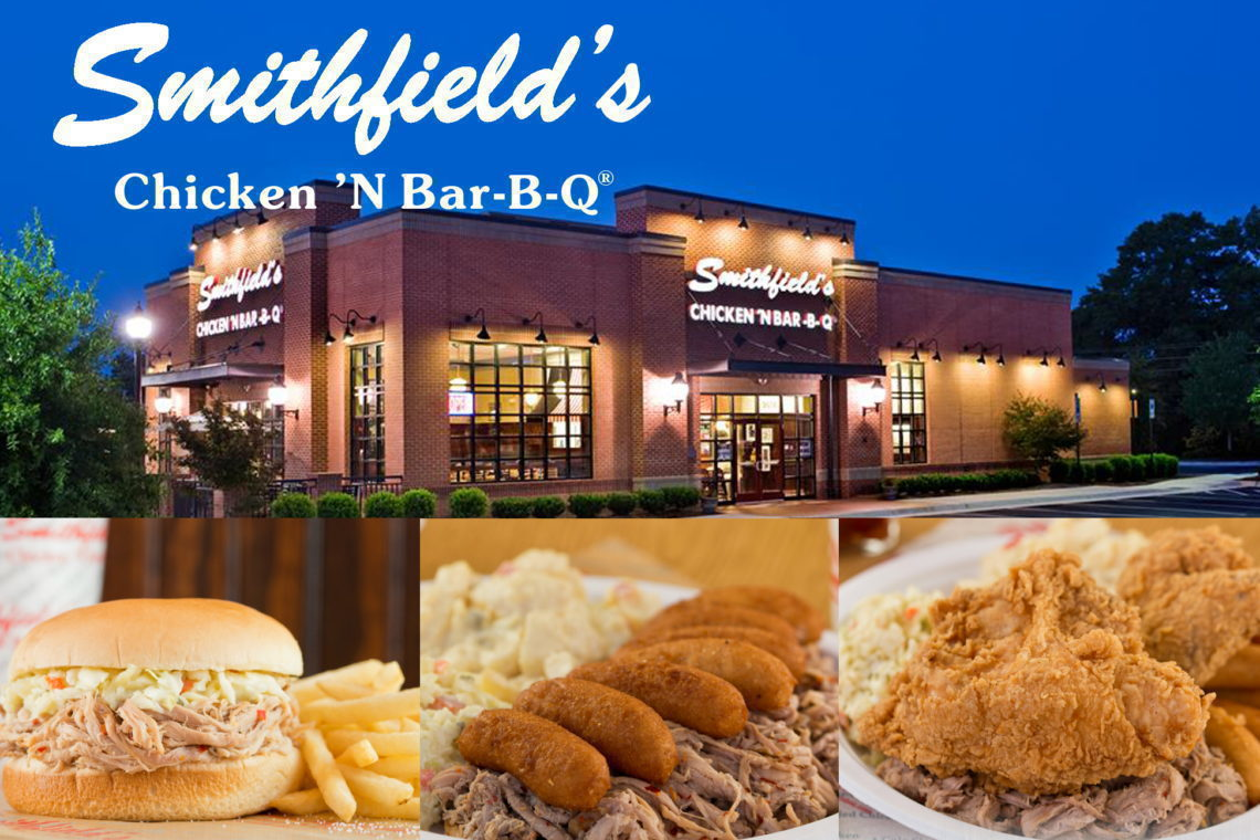 Smithfield's Chicken N Bar-B-Q