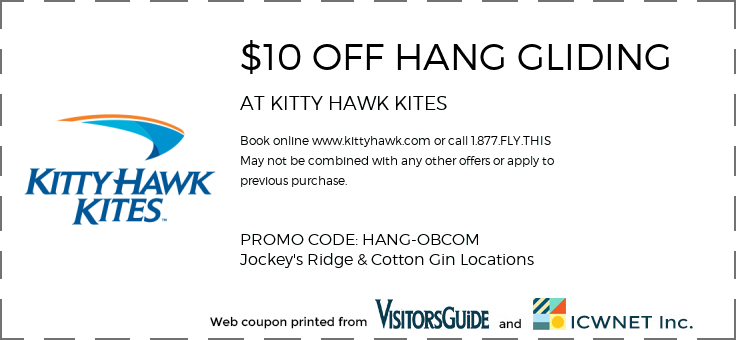 $10 OFF HANG GLIDING