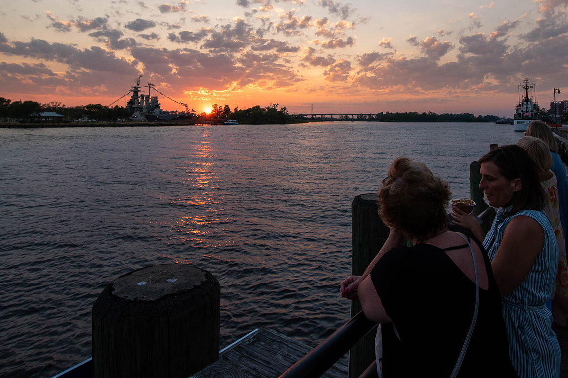 Scenic Spots in Wilmington, NC