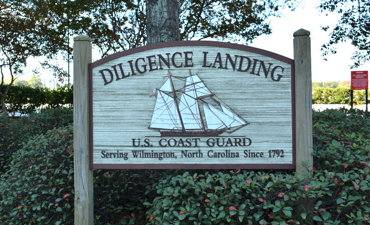 Diligence Landing at the Riverwalk in Wilmington, NC
