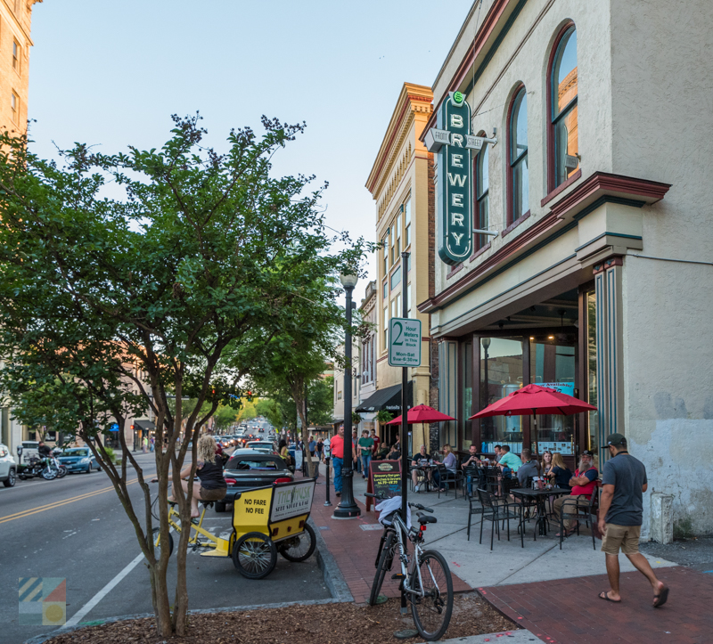 Downtown Wilmington S And Restaurants