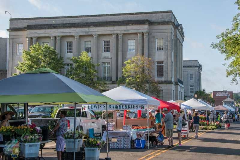 Farmers Market In Downtown Wilmington Nc