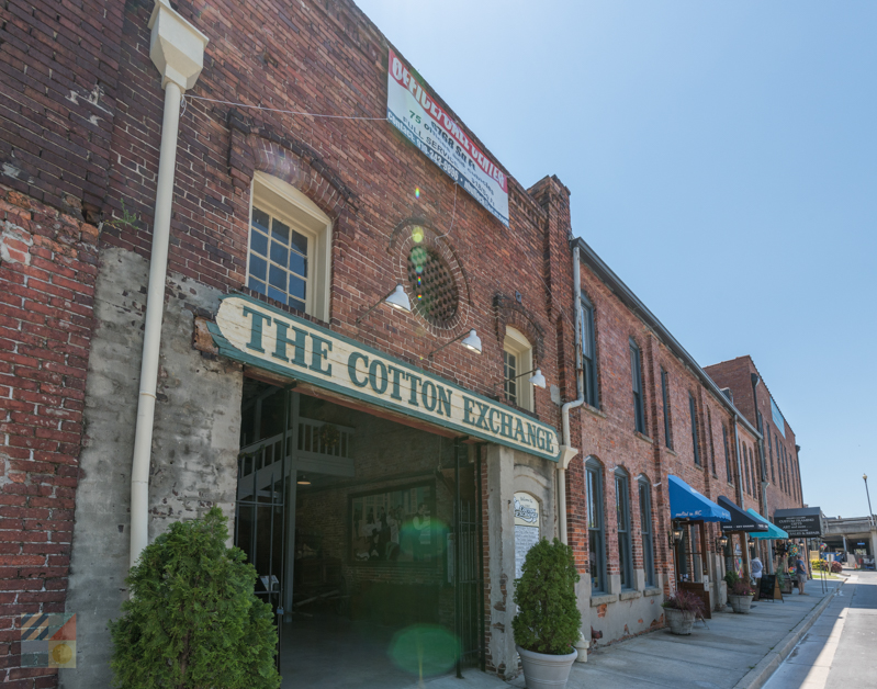 The Cotton Exchange In Downtown Wilmington Nc
