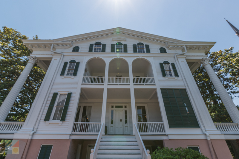 Bellamy Mansion tours