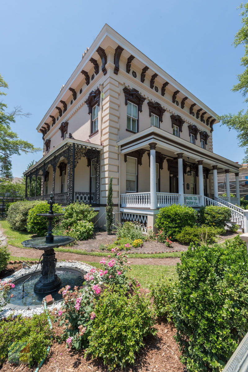 Latimer House in downtown Wilmington NC